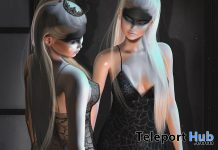 Ceridwen Dress Halloween 2019 Group Gift by Baiastice - Teleport Hub - teleporthub.com