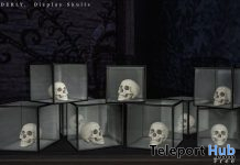 Display Skulls Halloween 2019 Gift by DISORDERLY - Teleport Hub - teleporthub.com