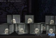 Display Skulls Halloween 2019 Gift by DISORDERLY - Teleport Hub - teleporthub.com