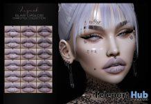 Blair Lip Gloss For Genus Mesh Head October 2019 Group Gift by LePunk - Teleport Hub - teleporthub.com