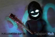 Baseball Bat, Bumper, & Midnight Mask Halloween 2019 Group Gift by HARO - Teleport Hub - teleporthub.com