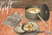 Autumn Soup Set October 2019 Group Gift by Cinoe - Teleport Hub - teleporthub.com