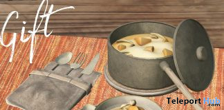 Autumn Soup Set October 2019 Group Gift by Cinoe - Teleport Hub - teleporthub.com