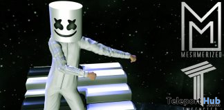 Marshmello Outfit October 2019 Gift by MESHMERIZED - Teleport Hub - teleporthub.com