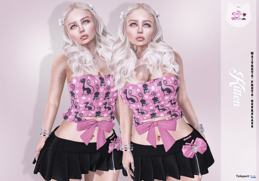 Sasha Top & Honey Baby Skirt Halloween 2019 Gift by Candy Kitten - Teleport Hub - teleporthub.com