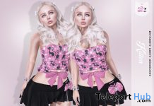 Sasha Top & Honey Baby Skirt Halloween 2019 Gift by Candy Kitten - Teleport Hub - teleporthub.com