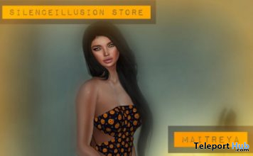 Halloween Dress 10L Promo by Silenceillusion Store @ The Point Event October 2019- Teleport Hub - teleporthub.com