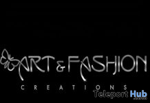 Art & Fashion Group Hunt 2019 - Teleport Hub - teleporthub.com