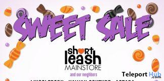 Sweet Sale 2019 @ Short Leash & ATCSL Neighborhood Stores- Teleport Hub - teleporthub.com