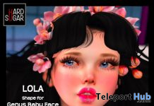 Lola Shape for Genus Baby Face October 2019 Group Gift by HARD SUGAR - Teleport Hub - teleporthub.com