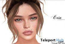 Erin Shape For LeLutka Aida Mesh Head October 2019 Group Gift by [woman] Bento Shapes - Teleport Hub - teleporthub.com