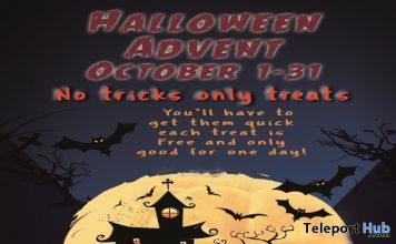 Halloween Advent 2019- Teleport Hub - teleporthub.com