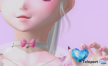 Heart Beat Sound Diamond 90L Promo by Starry Dream - Teleport Hub - teleporthub.com