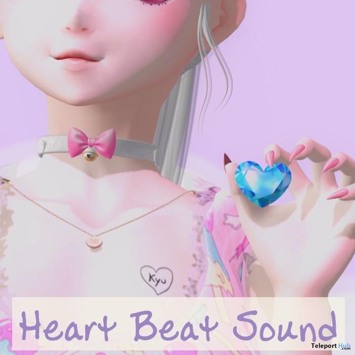Heart Beat Sound Diamond 90L Promo by Starry Dream- Teleport Hub - teleporthub.com