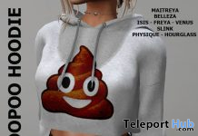 Poopoo Hoodie October 2019 Group Gift by KAVAK - Teleport Hub - teleporthub.com