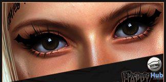Bat Eyeliner For Catwa Head 1L Promo Gift by LIQUOR - Teleport Hub - teleporthub.com
