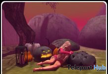 Halloween Days Outdoor Set 60L Promo by Deco House - Teleport Hub - teleporthub.com