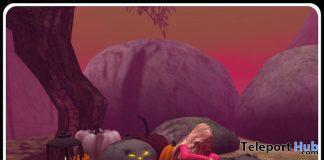 Halloween Days Outdoor Set 60L Promo by Deco House- Teleport Hub - teleporthub.com