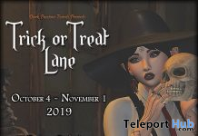 Trick Or Treat Lane Event 2019 - Teleport Hub - teleporthub.com