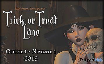 Trick Or Treat Lane Event 2019- Teleport Hub - teleporthub.com