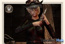 Jane Bodysuit Bloody Edition October 2019 Group Gift by Wicca's Originals - Teleport Hub - teleporthub.com