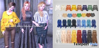 2019 Autumn Collection Promo by {amiable} @ Collabor88 October 2019- Teleport Hub - teleporthub.com