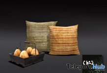 Pillows & Pears October 2019 Gift by ChiC buildings - Teleport Hub - teleporthub.com