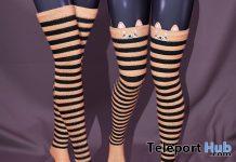 OMG Fuzzy Socks Halloween & Shiba Halloween 2019 Group Gift by Sweet Thing - Teleport Hub - teleporthub.com