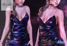 Luisa Dress November 2019 Group Gift by Nerido - Teleport Hub - teleporthub.com