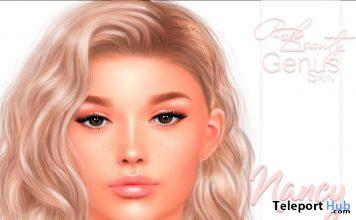 Nancy Skin November 2019 Group Gift by #PinkBeauty - Teleport Hub - teleporthub.com
