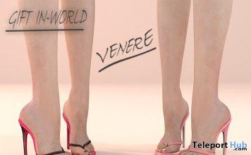 Venera Shoes Fatpack November 2019 Group Gift by VeNuS Shoes - Teleport Hub - teleporthub.com