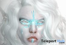 Seer Frozen Edition Face Tattoo November 2019 Group Gift by Nefekalum Tattoos - Teleport Hub - teleporthub.com