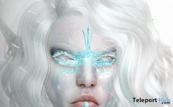 Seer Frozen Edition Face Tattoo November 2019 Group Gift by Nefekalum Tattoos - Teleport Hub - teleporthub.com