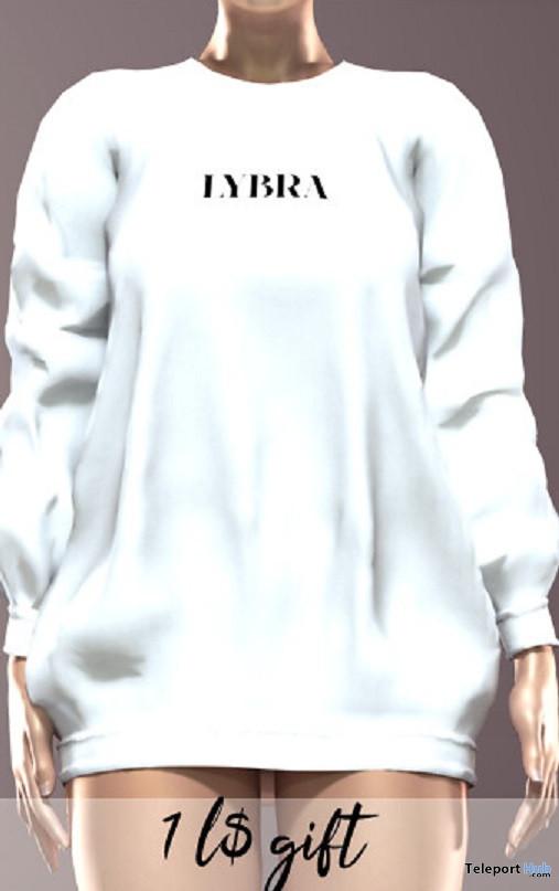 Ariana Sweater 1L Promo Gift by LYBRA - Teleport Hub - teleporthub.com