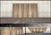 Backdrop 5 November 2019 Group Gift by K&S - Teleport Hub - teleporthub.com