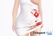 Torn Dress Halloween Pattern Halloween 2019 Gift by ETAL - Teleport Hub - teleporthub.com