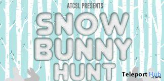 Snow Bunny Hunt 2019 - Teleport Hub - teleporthub.com