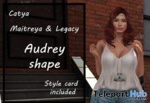 Audrey Shape November 2019 Gift by Odango - Teleport Hub - teleporthub.com