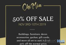 ChiMia Big Autumn Sale 2019 - Teleport Hub - teleporthub.com