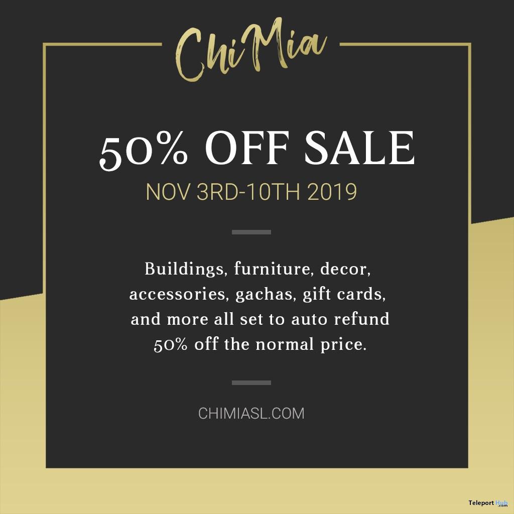 ChiMia Big Autumn Sale 2019 - Teleport Hub - teleporthub.com