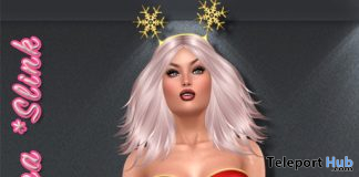 Santa Baby Full Outfit December 2019 Group Gift by Pink Mango - Teleport Hub - teleporthub.com
