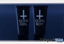 Goth Wearable Mug November 2019 Group Gift by HERA - Teleport Hub - teleporthub.com