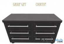 Cooktop December 2019 Group Gift by D-LAB - Teleport Hub - teleporthub.com