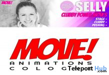 Selly Bento Powerful Stage Dance Pack by MOVE! Animations Cologne - Teleport Hub - teleporthub.com