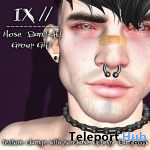 Nose Band-Aid December 2019 Group Gift by IX // - Teleport Hub - teleporthub.com