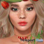 Verona Skin Cream Tone For Lelutka Head December 2019 Group Gift by LERONSO skins - Teleport Hub - teleporthub.com