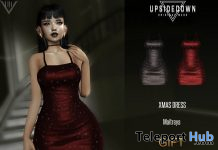 Xmas Dress 1L Promo by UpsideDown - Teleport Hub - teleporthub.com