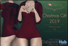 HoneyBun Bodysuit Christmas 2019 Gift by I