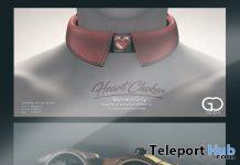 Watch R4Gold Premium & Heart Choker December 2019 Group Gift by GUTCHI - Teleport Hub - teleporthub.com