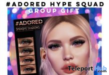 $pensive Shadows & Liners December 2019 Group Gift by #adored - Teleport Hub - teleporthub.com